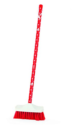Janod Little Gardener Ladybug Large Broom