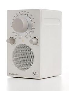 Tivoli PAL Outdoor-Radio weiß / pearl white