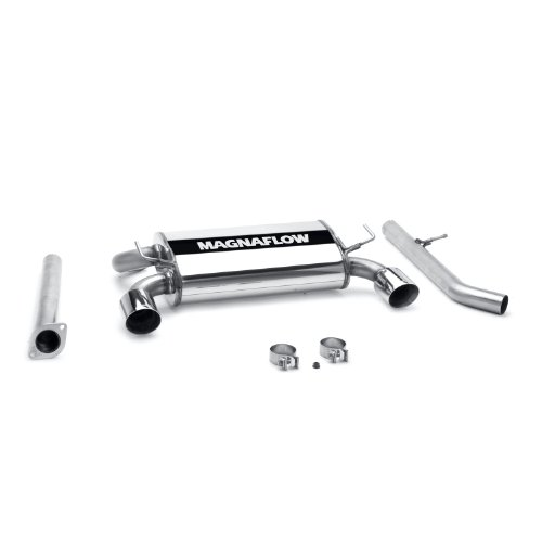 "Magnaflow 15765 Stainless Steel 2.5"" Single Cat-Back Exhaust System"