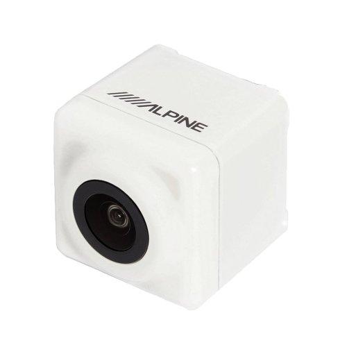 ALPINE(アルパイン) アルパイン製ナビ専用 バックビューカメラ LED付き (ホワイト) LED-C900D-W