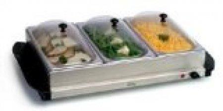 Elite Platinum Stainless Steel Buffet Server (Elite Platinum Buffet Server compare prices)