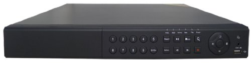 Hq-Cam® 4Ch Network Video Recorder 1080P Resolution & Poe For Cctv Security Camera System With Pre-Installed 750Gb Hard Drive