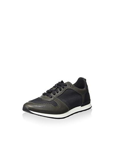 Antony Morato Sneaker Running marine/grün