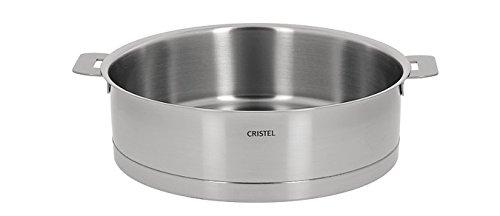 cristel-strate-padella-in-acciaio-inox-con-rivestimento-esterno-rimovibile-28-cm