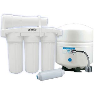 RO-5M Undercounter 5 Stage Reverse Osmosis Water