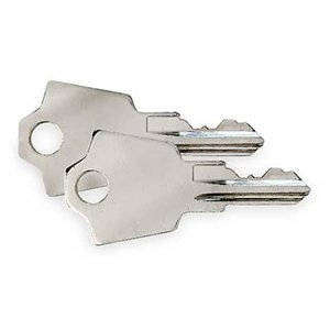 Leviton 2KL Replacement Keys For Use with Key Lock Switch (Leviton Door Switch compare prices)