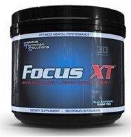 Serious Nutrition Solution Focus XT, Berry Collision 12.5oz