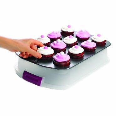Chicago bakeware absorción Bake y servir juego de Cupcake - 3126725