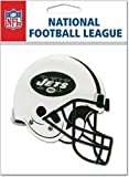 NFL TEAM HELMET 3D Stickers NEW YORK JETS - DISCONTINUED ITEM - For Scrapbooking, Card Making & Craft Projects
