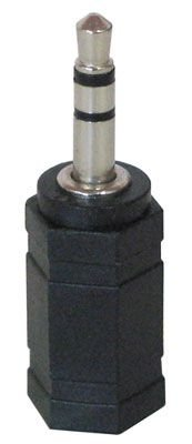 3.5Mm To 2.5 Stereo Plug Adapter
