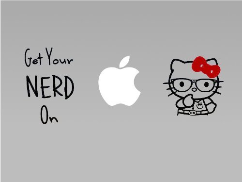 Hello-Kitty-Nerd-Vinyl-Macbook-Laptop-Decal-Sticker-Graphic