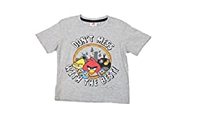 ANGRY BIRDS T SHIRT AGE 3-4 - NEW
