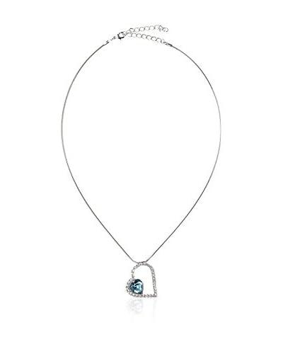 Kristall Boutique Made with Swarovski Elements Set catenina e pendente Natalie