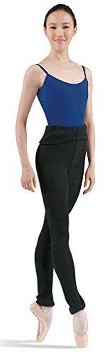 Bloch-Womens-Roll-Over-Waist-Knit-Comfort-Pants