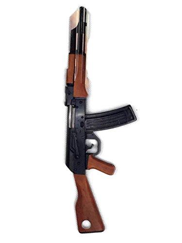 AK-47 Gun Kwikset KW1 House Key Blank (House Keys compare prices)