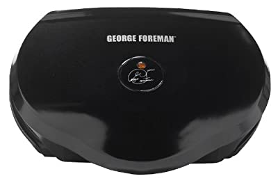 George Foreman GR12B Super Champ Indoor Grill by George Foreman