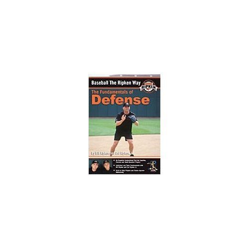 Baseball The Ripken Way Instructional DVD: The Fundamentals of Defense