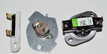 Whirlpool 279769 Dryer Thermal Cut Off Kit (Thermal Cut Off For Kenmore Dryer compare prices)