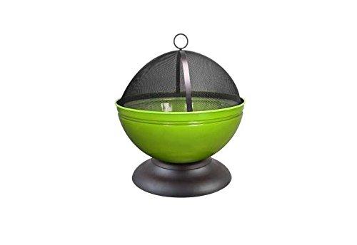 Buschbeck Feuerschale Globe Hellgrün jetzt bestellen