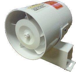 SF100S Standard On/Off Inline Extractor Bathroom Inline Fan 100m3/h Ventilation