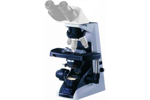 Nikon E200 Main Body Compound Microscope With Field Diaphragm 120V Mca74110