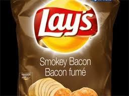 Lays Smokey Bacon Chips