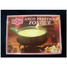 Prestige Classic Fondue Swiss Cheese with White Wine, 14 Ounce -- 12 per case. (Cow Fondue compare prices)