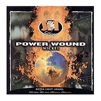 Power Wound Electric Bass Strings MEDIUM (50-105)