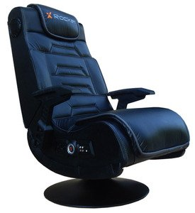 X Rocker Pro Series Pedestal, Black