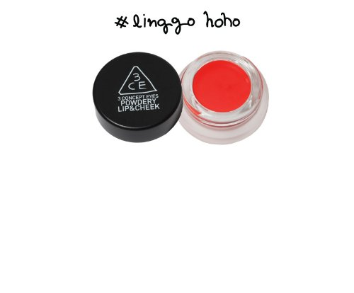 POWDERY LIP&CHEEK