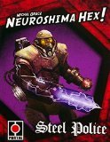 Neuroshima Hex Steel Police Board Game