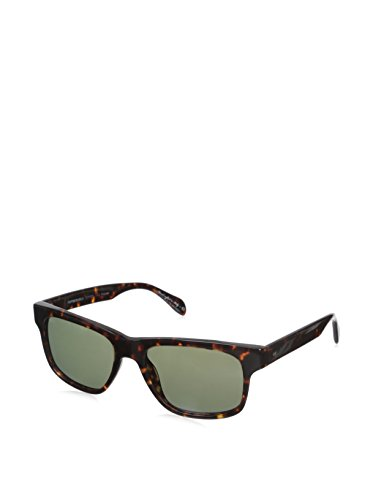 Oliver Peoples Unisex Becket Sunglasses, Sable Tortoise