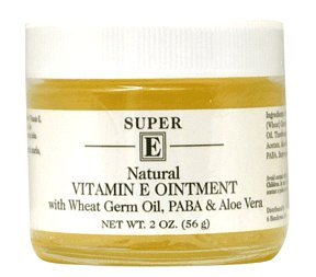 Vitamin E W/PABA & ALOE OINT WMILL Size: 2 OZ