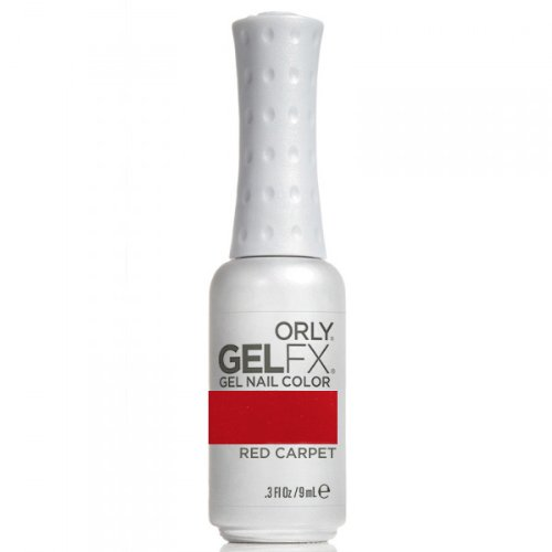 Orly Gel Fx Nail Color, Fall Red Carpet, 0.3 Ounce
