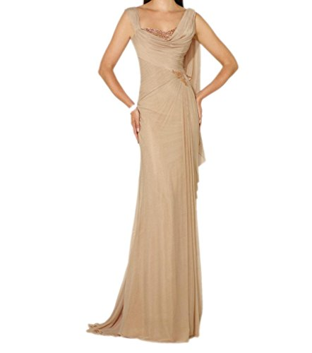 Winnie-Bride-Elegant-Drapped-Evening-Dress-for-Mother-of-the-Bride-Groom-Long-16W-Dark-Champagne