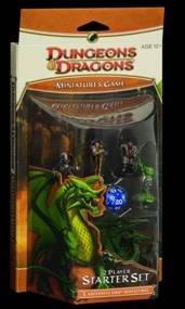 Imagen de Dungeons & Dragons juego de miniaturas Starter Pack