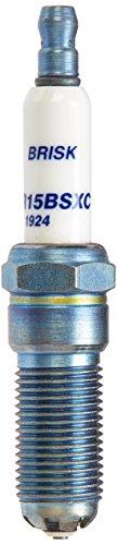 BRISK USA RR15BSXC Spark Plug (Brisk Premium Spark Plug compare prices)
