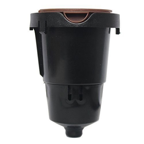 Super Value, K-cup Holder Replacement Part and Permanent Coffee Filter Cup for Keurig B31, B40, B41, B60, B70, K40, K45, K65, K75,Dual Function,You Must Have (Keurig B60 Replacement Parts compare prices)