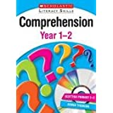 Comprehension: Years 1 and 2 (New Scholastic Literacy Skills)by Donna Thomson