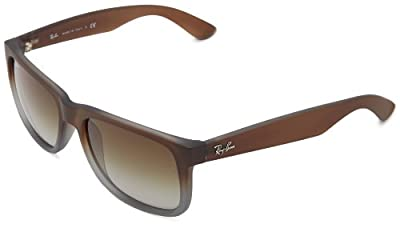 Ray-Ban RB4165 Square Sunglasses, 54 mm