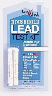 Homax Lead Test Kit