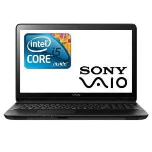 SONY VAIO Fit 15E (Core i5/4GB/HDD500GB/DVDスーパーマルチ/Win7 Pro/Officeなし/無線LAN/3年保証/15.6inch) SVF1531GAJ