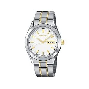 Seiko Men's SGFA05 Dress Two-Tone Watch