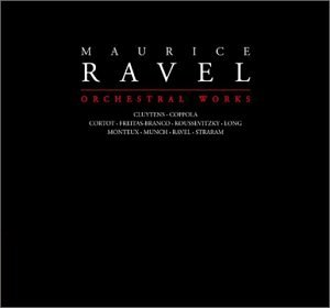 Maurice Ravel, Pierre Monteux, Charles Munch, Serge Koussevitzky