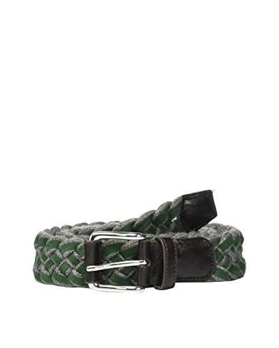 CORTEFIEL Cinturón Verde Oscuro