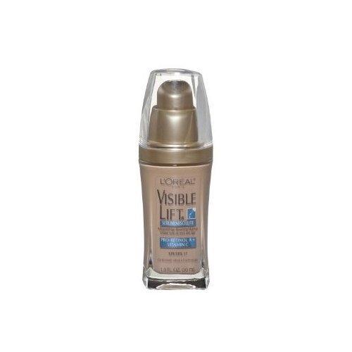 L'Oreal Paris Visible Lift Serum Absolute Advanced Age-Reversing Makeup, SPF#17, Nude Beige, 1 fl. oz. (2-pack) by L'Oreal Paris