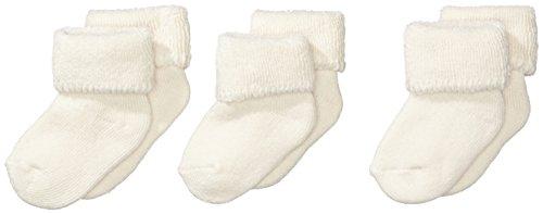 sterntaler-calcetines-unisex-color-beige-ecru-903-talla-recien-nacido-0