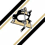 NHL Pittsburgh Penguins - Boys Hockey Decor Wallpaper Border Roll.
