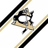 NHL Pittsburgh Penguins - Boys Hockey Decor Wallpaper Border Roll.
