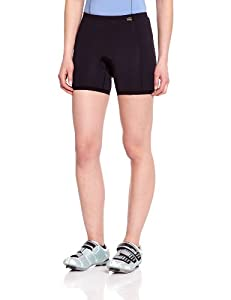 Gonso Damen Rad-U-Pants Silvie, Black, 36, 22361